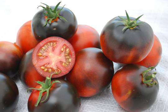 Organic Tomato Indigo Apple