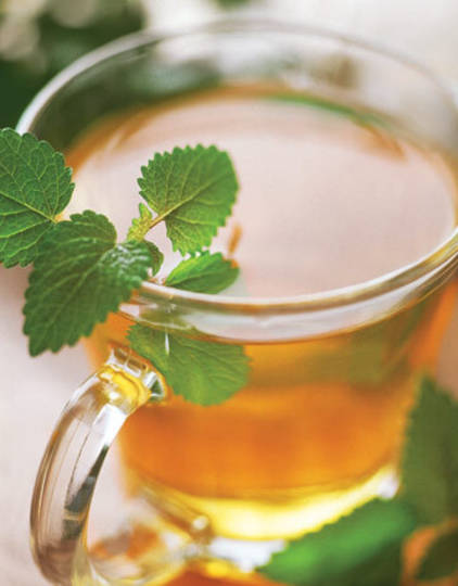 Relaxing Herbal Teas